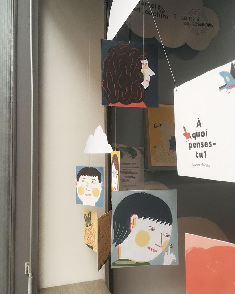 vitrine enfant décoration