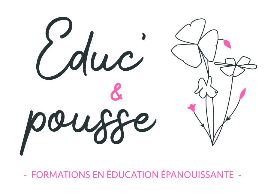 logo Éduc & Pousse