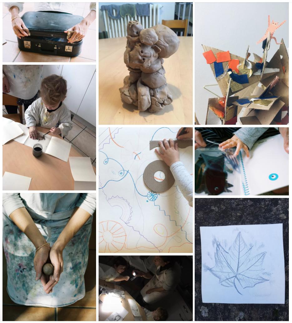 atelier petite enfance